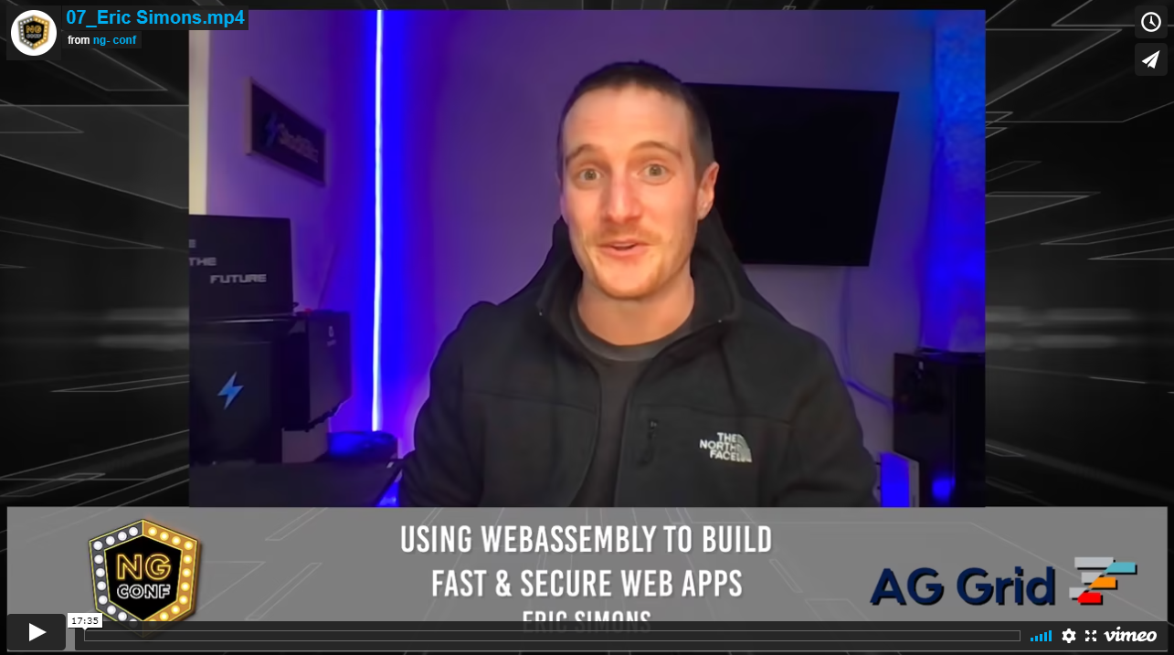 Using WebAssembly to Build Fast & Secure Web Apps