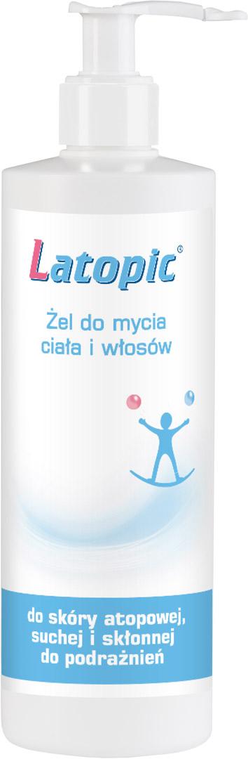 Gel tắm gội dành cho da dị ứng/kích ứng