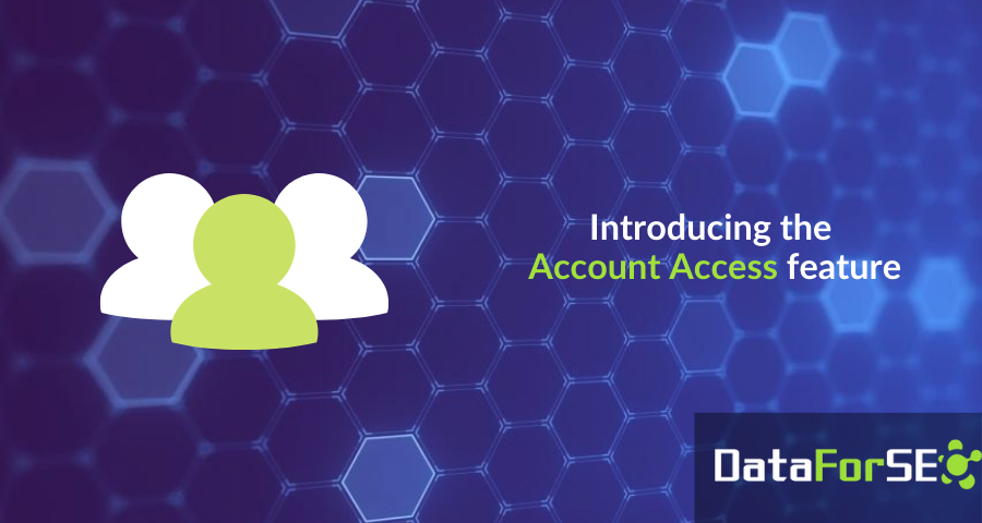 Introducing the Account Access feature 👩👧👦