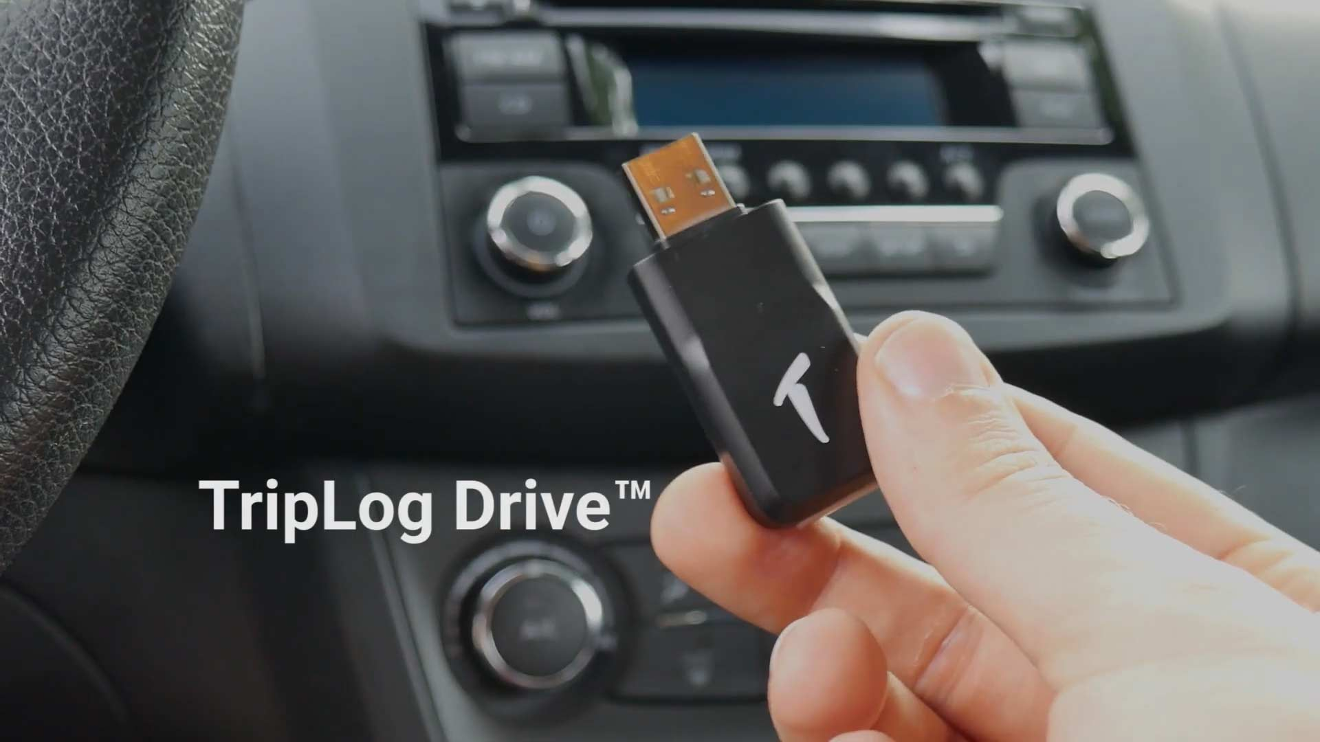 Introducing TripLog Drive™