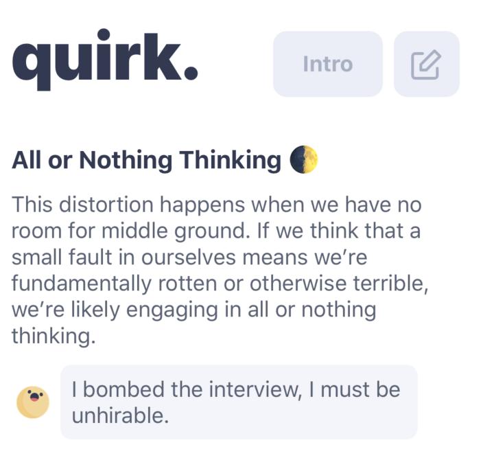 Quirk Deutsch