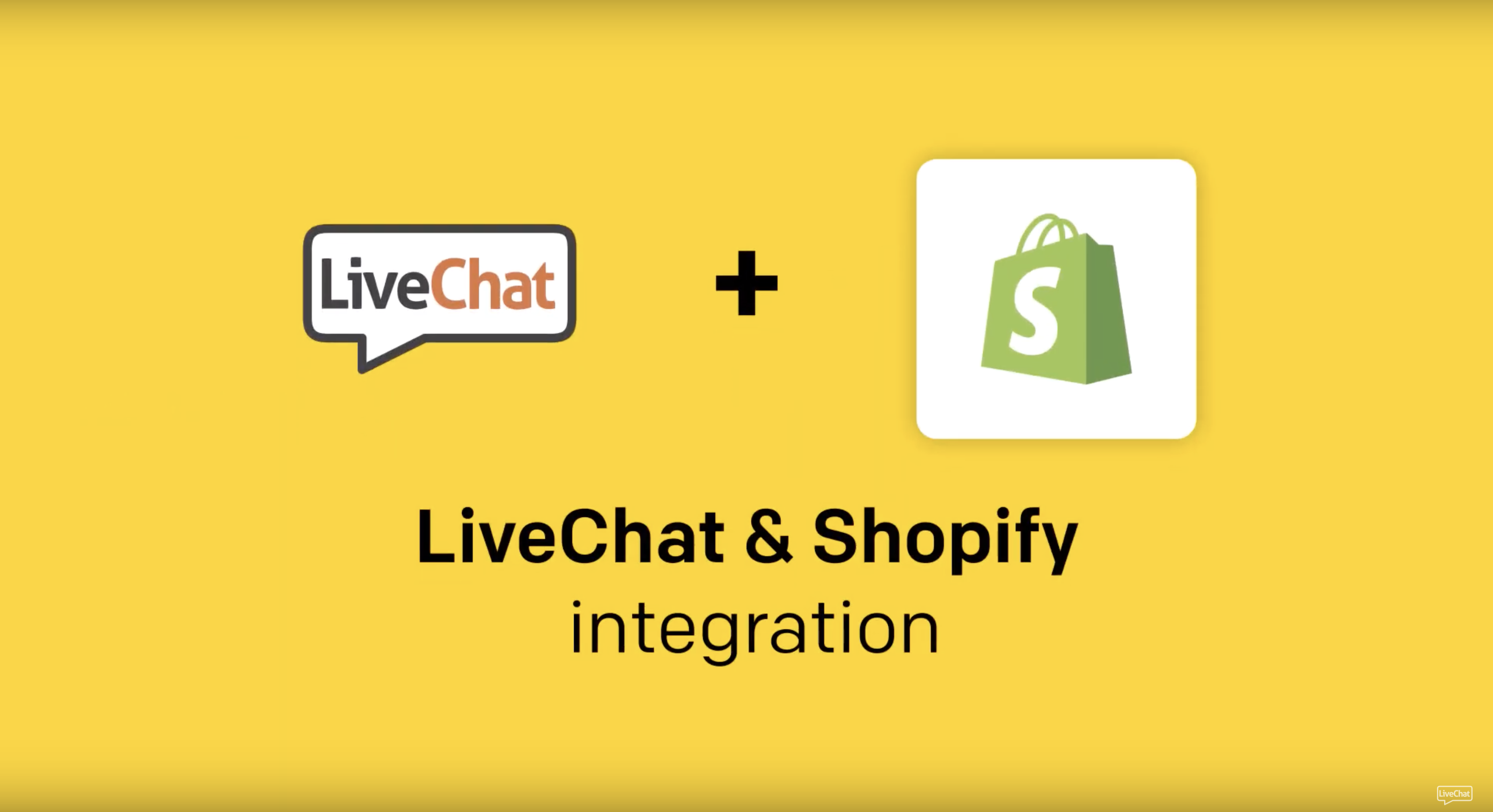 LiveChat + Shopify just got better! 🔥