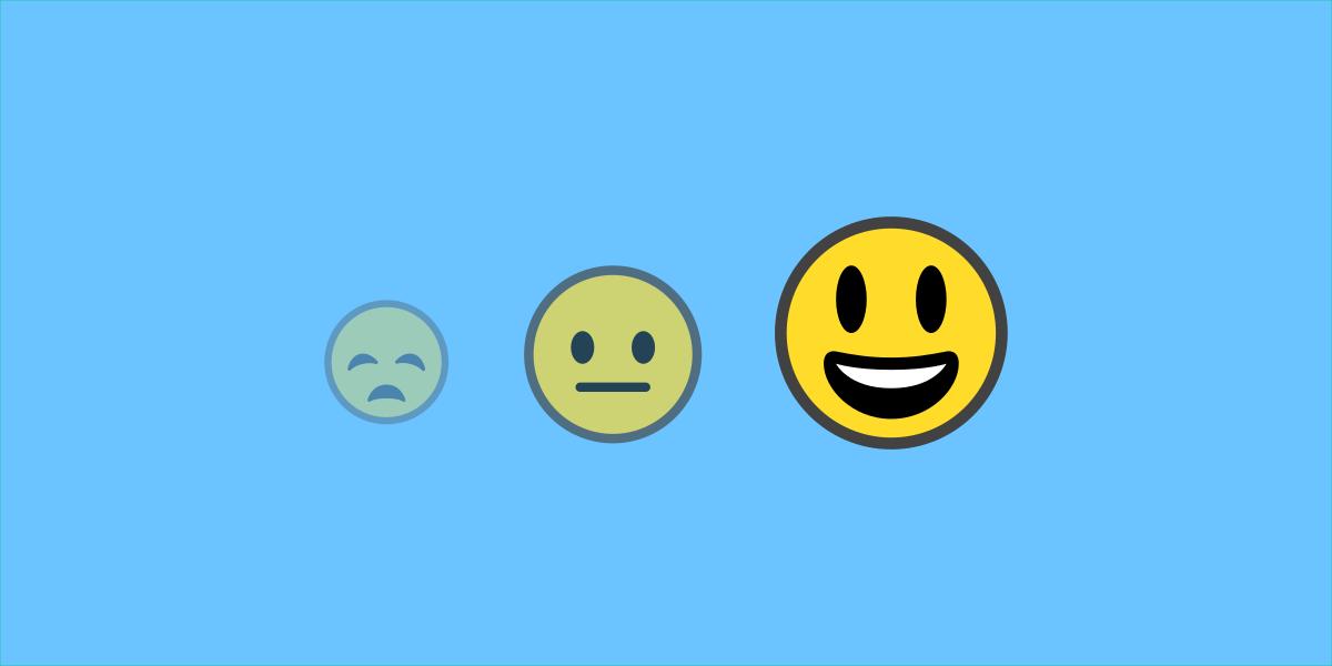 Emoji Reactions 🙂
