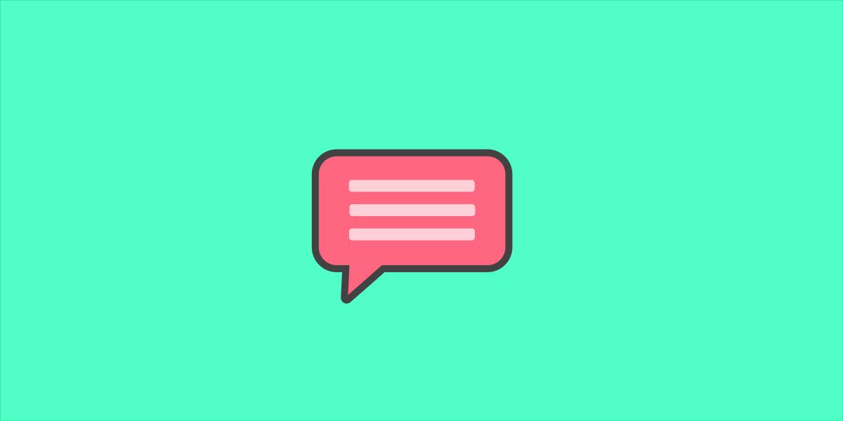 User Feedback 📣