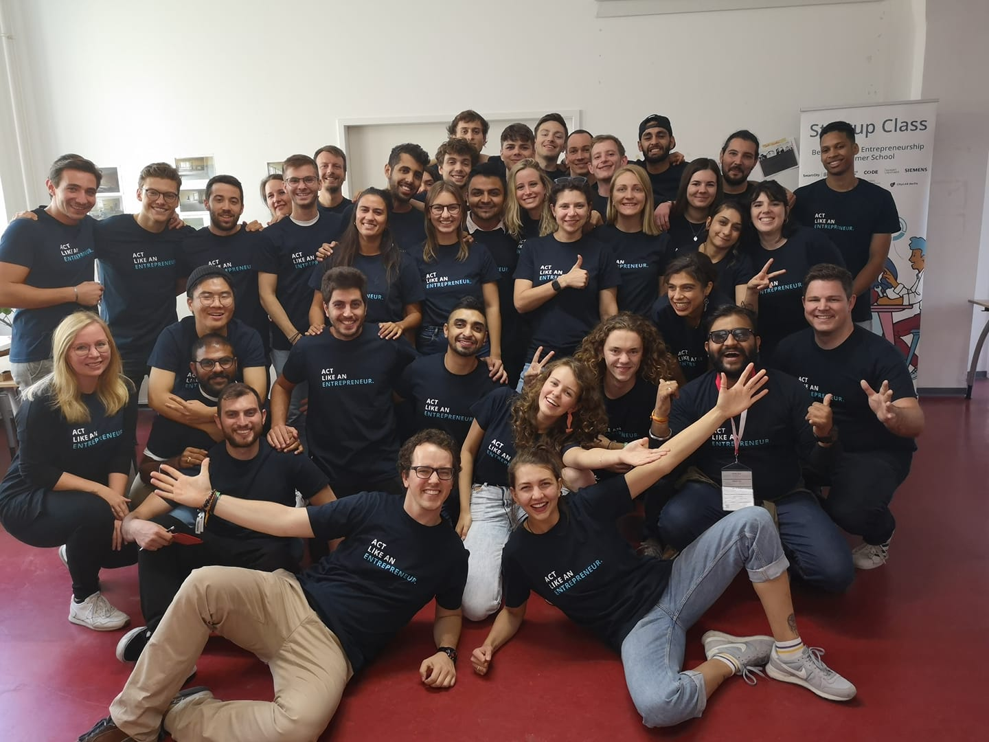 This was Startup Class 2019