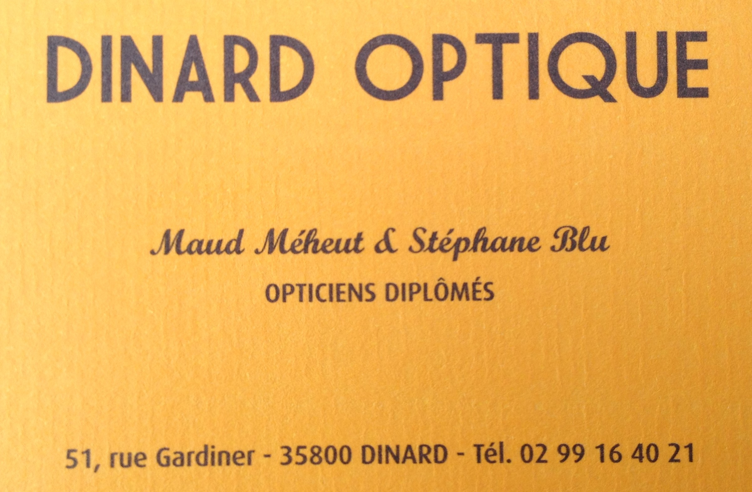 DINARD OPTIQUE