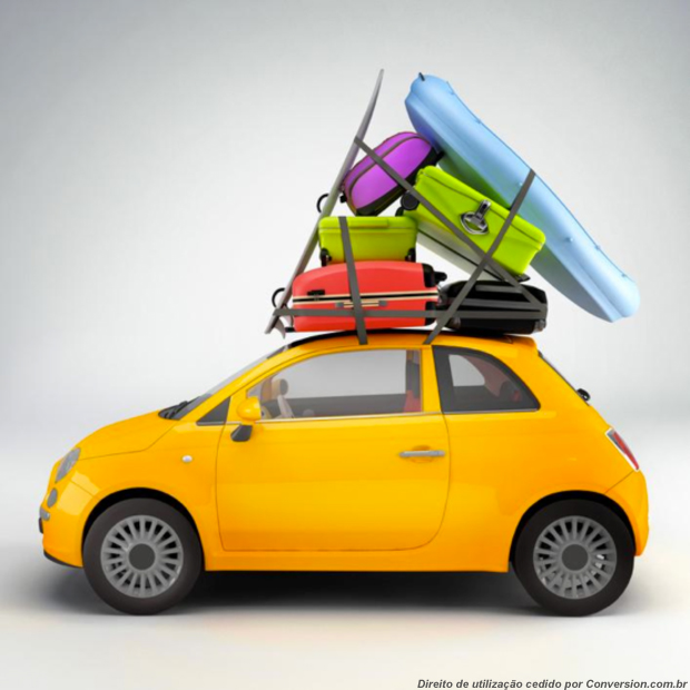 Lista de verificação de manutenção de carro para viagens rodoviárias