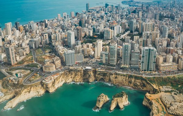 Kaynak: Beyrut - Piotr Chrobot/Unsplash