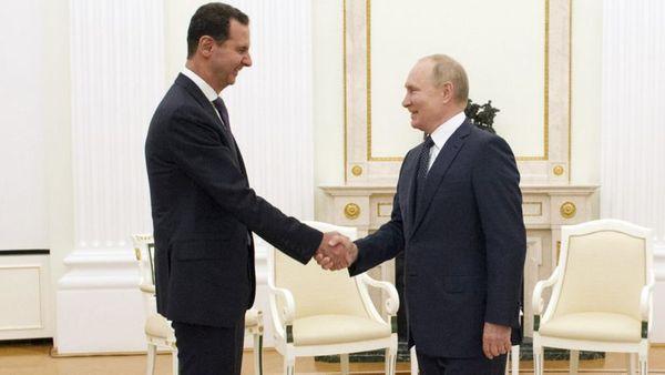 Kaynak: Suriye Cumhurbaşkanlığı