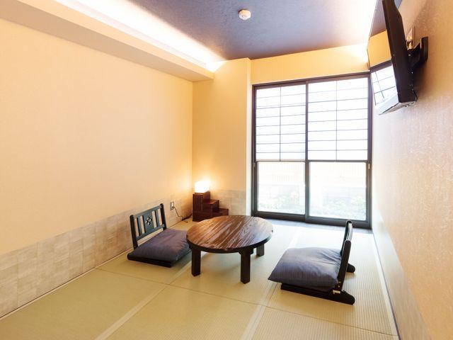お洒落に暮らす♪ 和モダンでデザイン性の高い個室型ゲストハウス!無料WI-FI完備!女性も安心してご利用頂けます。