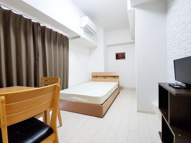 A&C STAY 九条「新築1Kマンション*室内洗濯機*ネット無料*本町、難波近い」