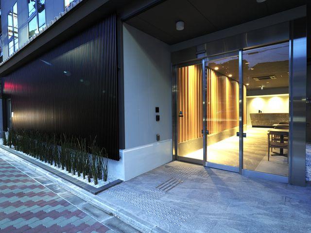 2020年6月1日オープン。九条駅徒歩2分、京都駅八条口からも徒歩8分の好立地