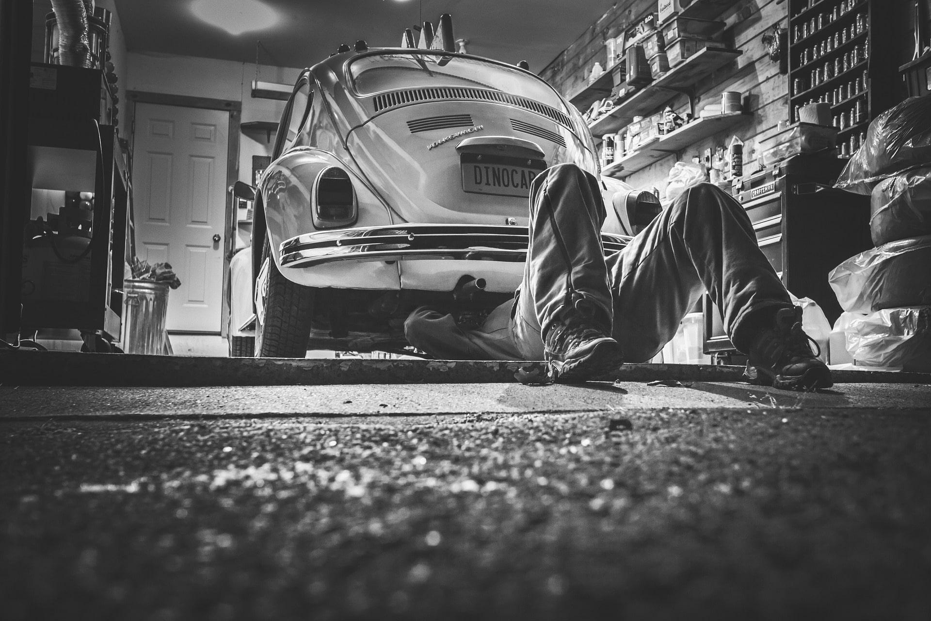 Полное обслуживание (ТО) вашего автомобиля
