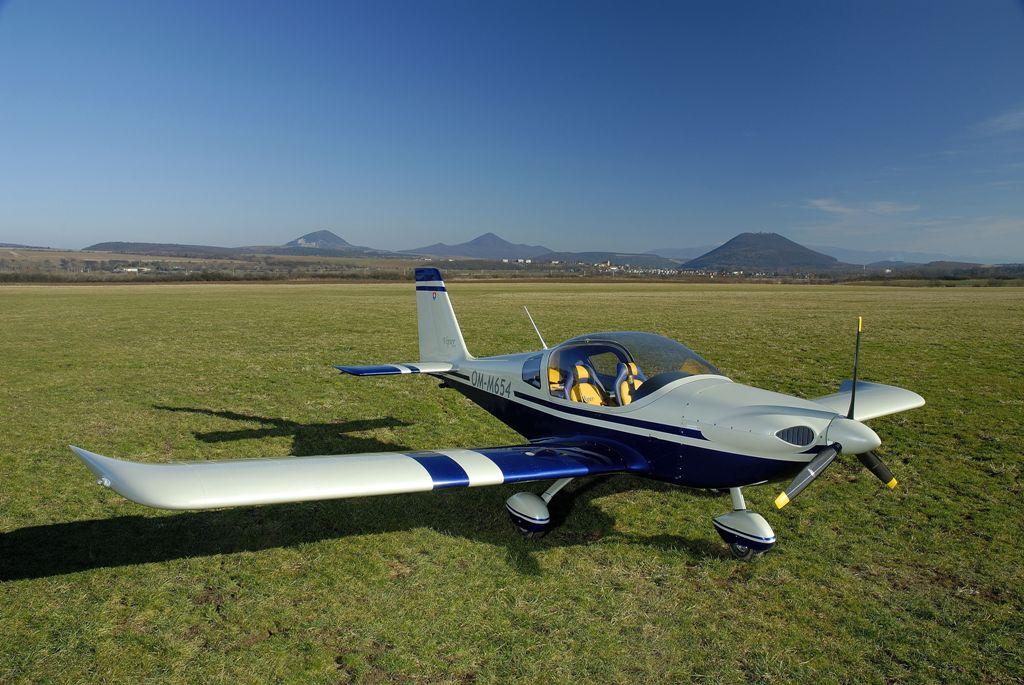 Обзорные полеты на самолете  Viper SD4