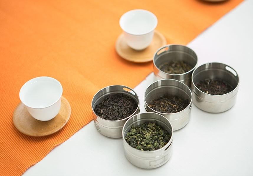 Мастер-класс «Создай свой чай»