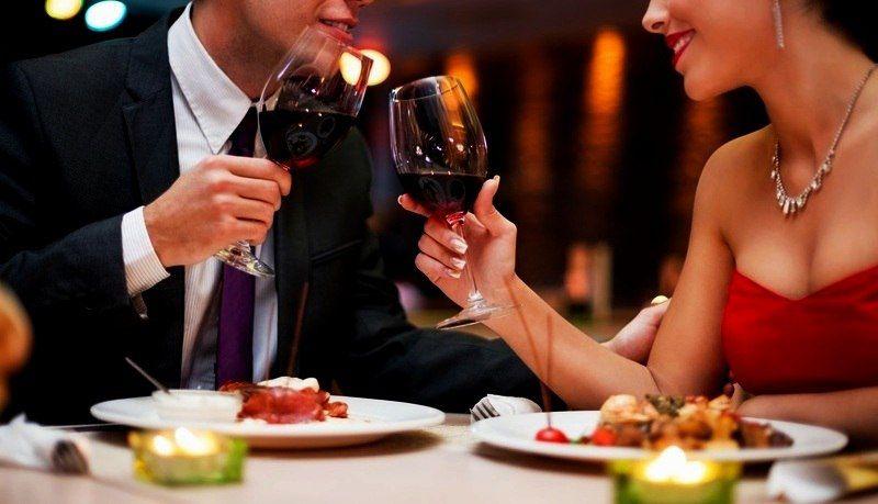 Романтический ужин для двоих в ресторане «Публика»