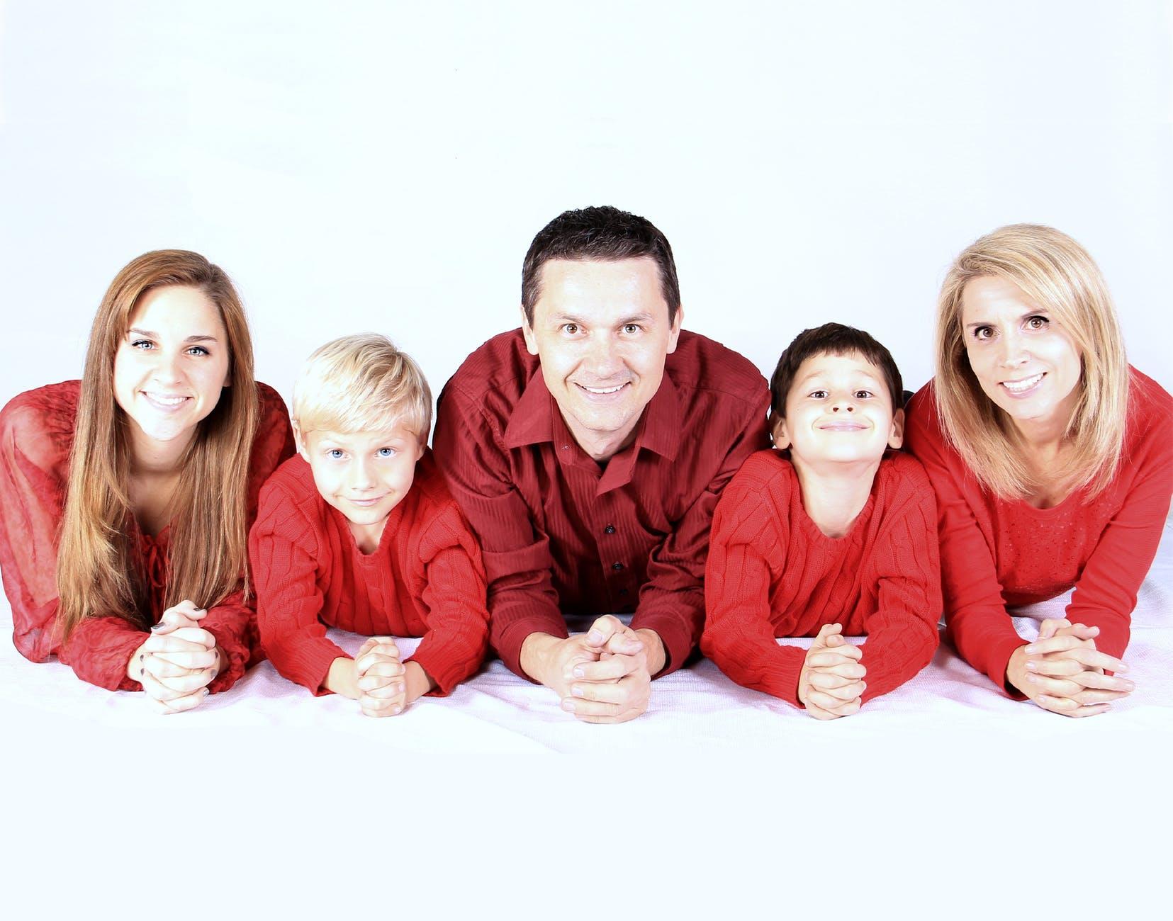 Семейная фотосессия от Виталия Богомазова