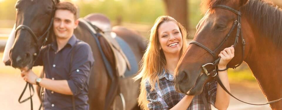 Романтический конный поход для двоих от конефермы «Манул»