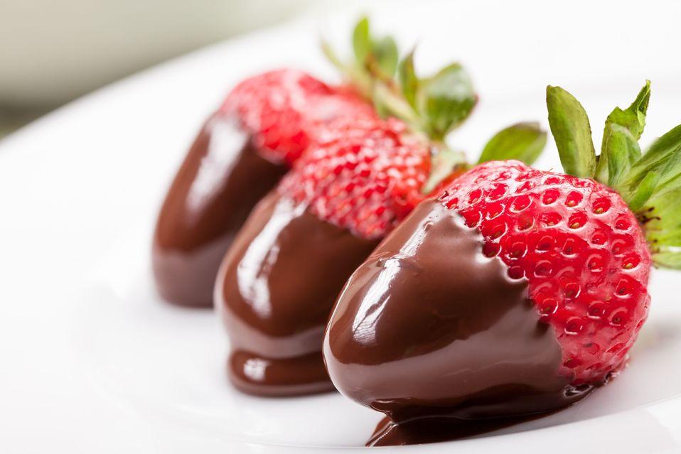 SPA-программа «Клубничка в шоколаде»