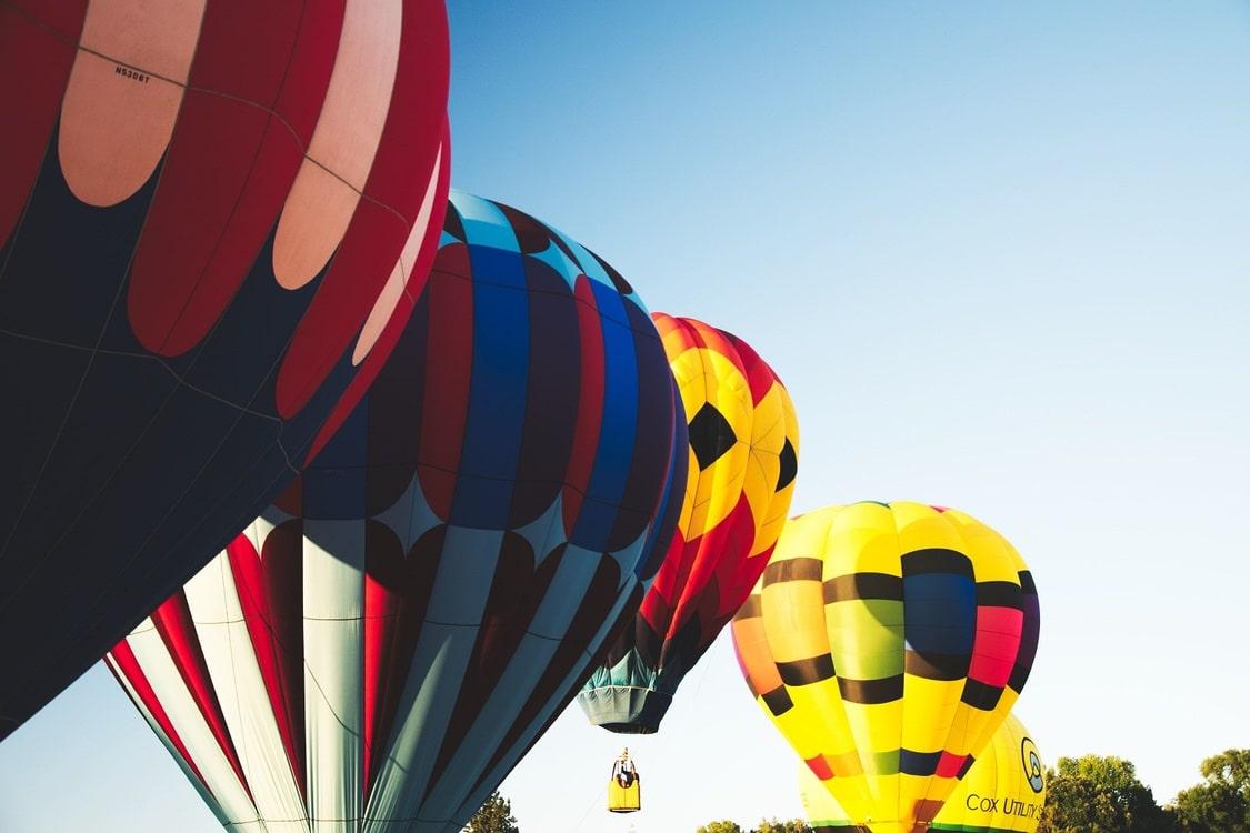 Групповой полет на воздушном шаре от «Аэротур-Баллунс»