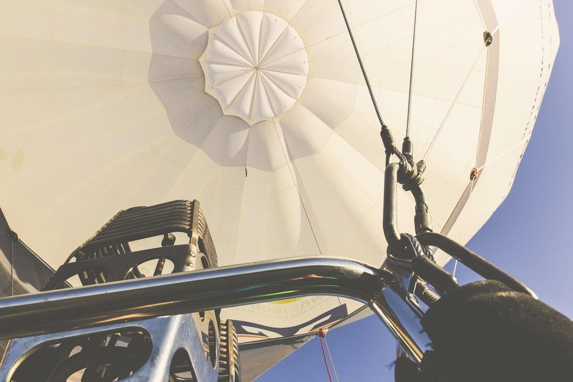 Свадебный полет на воздушном шаре – ваше романтическое  бракосочетание