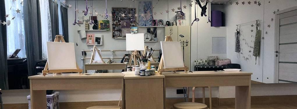 Создать шедевр акриловыми красками за два часа легко