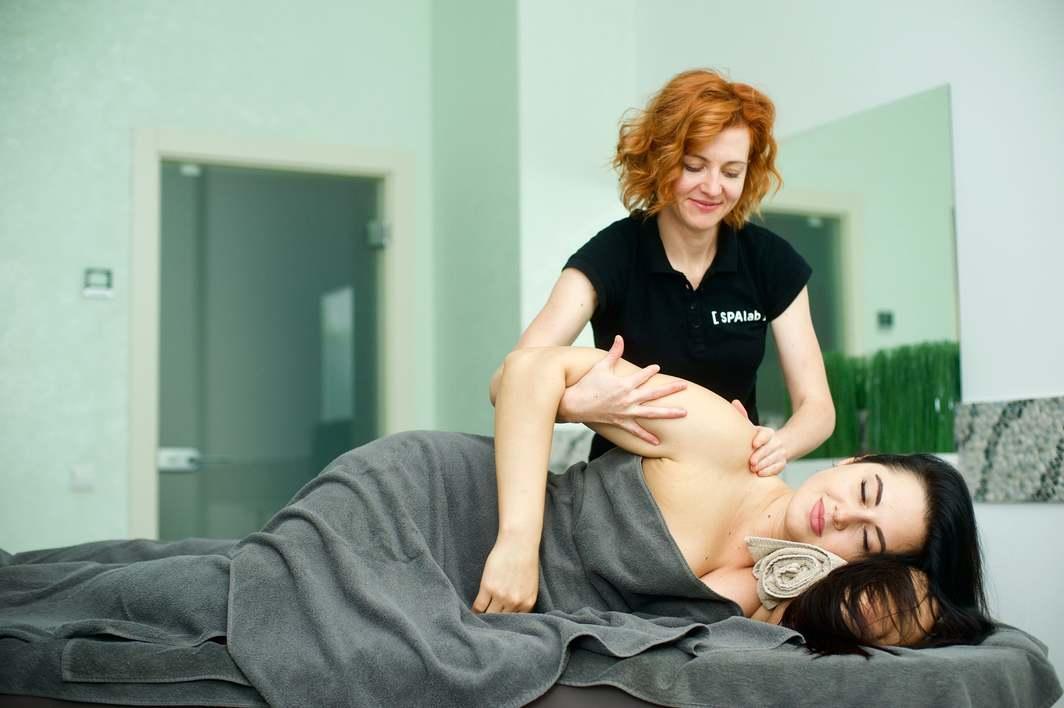 SPA-массаж «Арома-бар»: ароматное восстановление сил