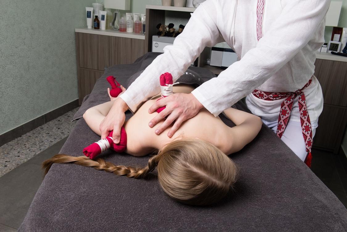 Славянский массаж гречишными мешочками: секрет вашей красоты и  здоровья