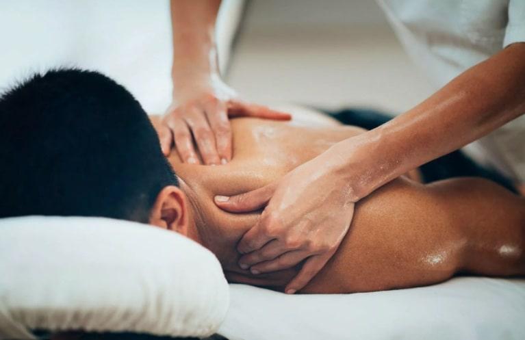 Различные виды массажа от салона «Сорока Дом»