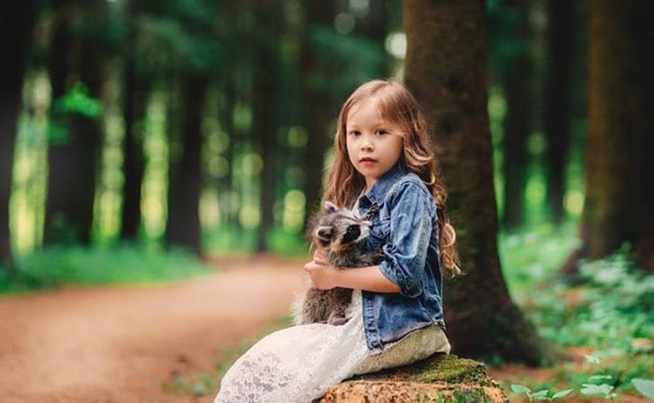 Выездные фотозоны с участием животных: новый формат праздника