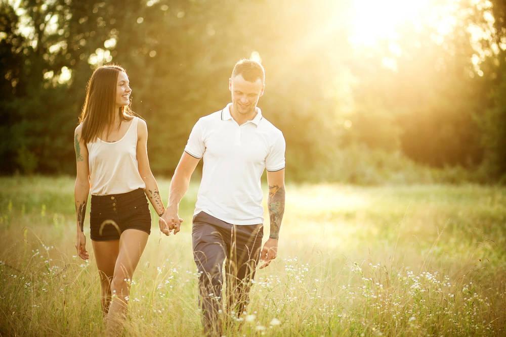 Фотосессия Love Story: для влюбленных и счастливых