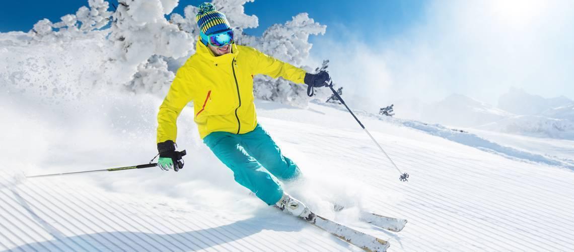 Обучение катанию на лыжах с инструктором в спортивном комплексе «Логойск»
