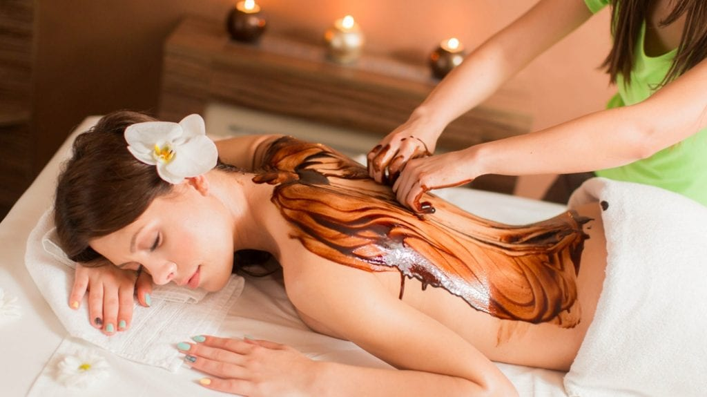 SPA-процедура «Шоколадный рай»: здоровая кожа без целлюлита