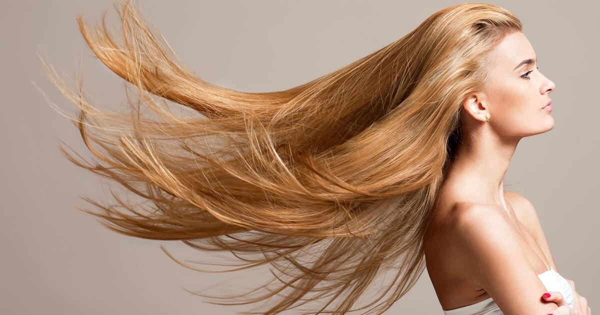 Комплекс для волос «Роскошное преображение»: сияние в каждой пряди