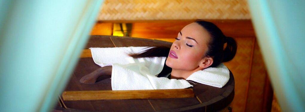 Кедровая бочка – теплое удовольствие для вашего тела