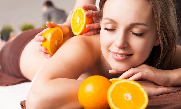 SPA-программа «Шоколадно-апельсиновое удовольствие»