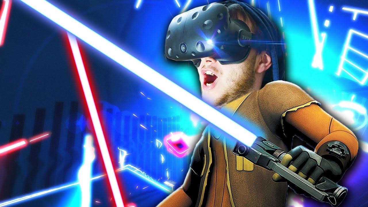 Совместные игры в шлемах виртуальной реальности