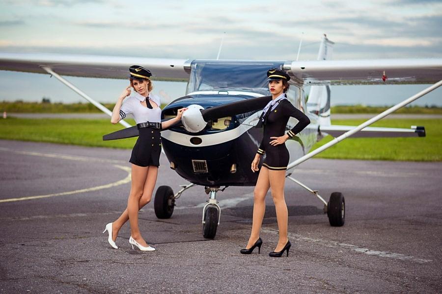 Школа пилотов: первым делом самолеты