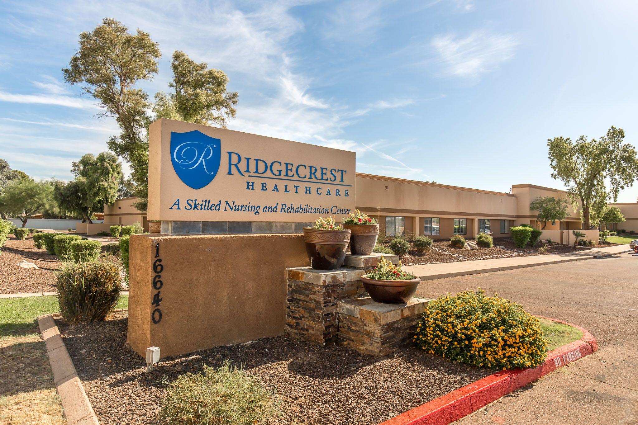Ridgecrest Healthcare
