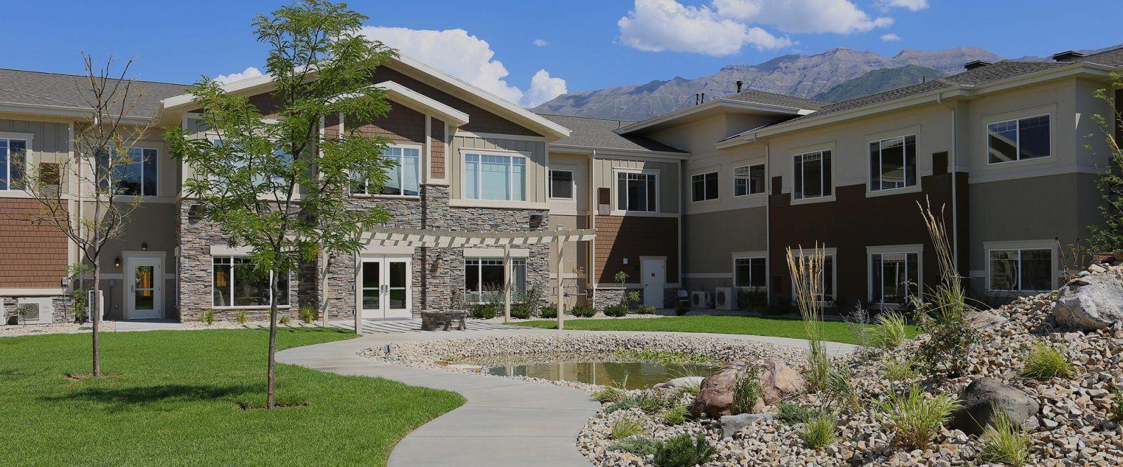 Covington Senior Living - Lehi