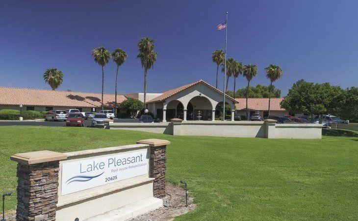 LAKE PLEASANT POST ACUTE REHABILITATION CENTER