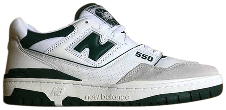 550 White Green
