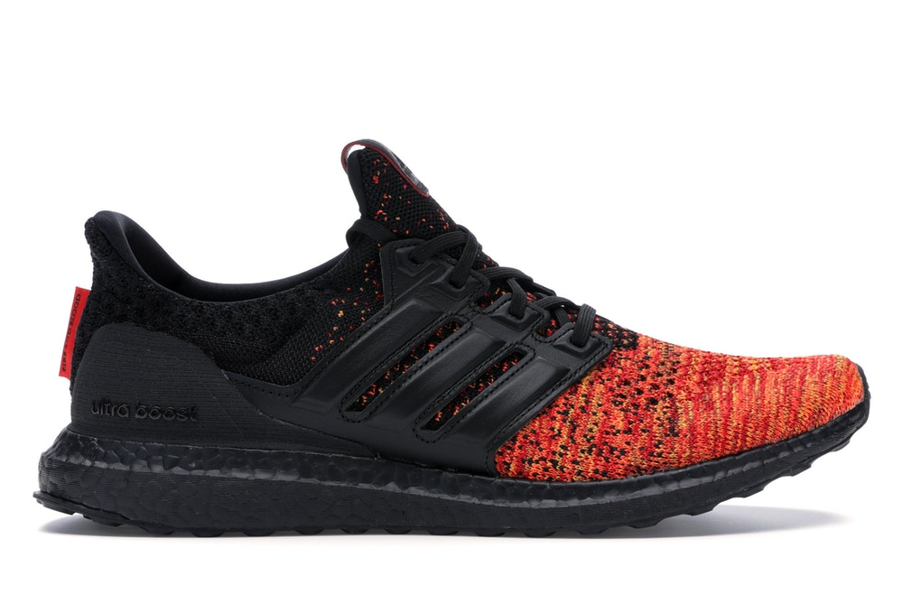 Ultra Boost 4.0 Game of Thrones Targaryen Dragons