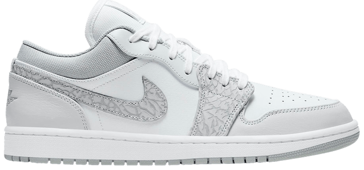 Air Jordan 1 Low Berlin Grey