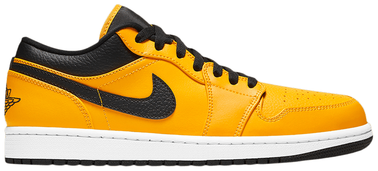 Air Jordan 1 Low University Gold Black