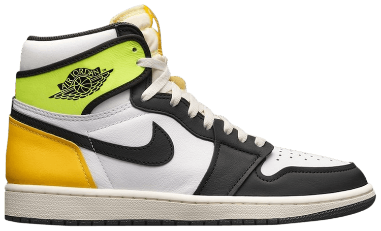 Air Jordan 1 Retro High OG Volt Gold