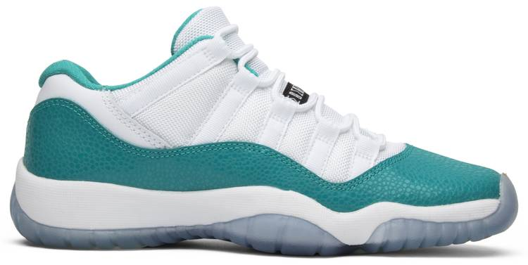 Air Jordan 11 Retro Low Aqua Safari (GS)