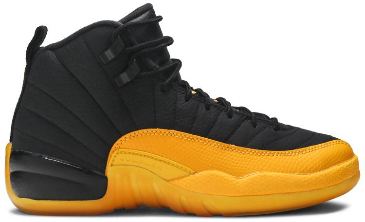 Jordan 12 Retro University Gold (GS)