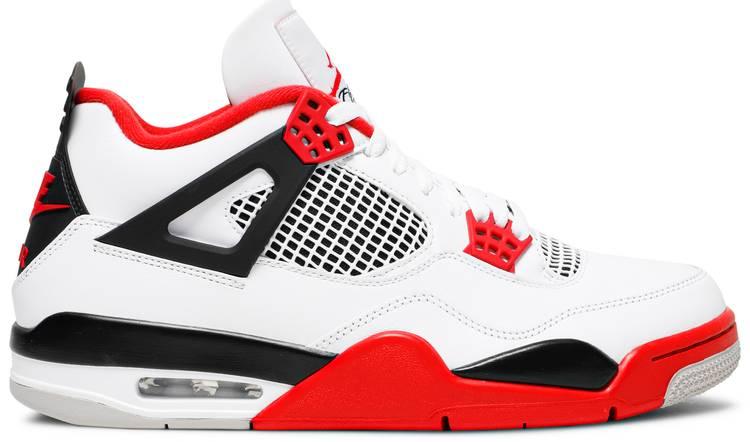 Air Jordan 4 Retro OG Fire Red (2020)