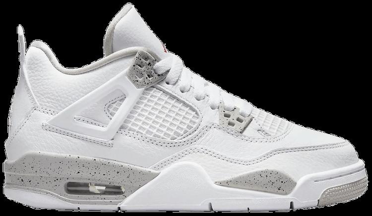 Air Jordan 4 Retro White Oreo